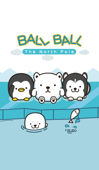 BALL BLL(The North Pole)