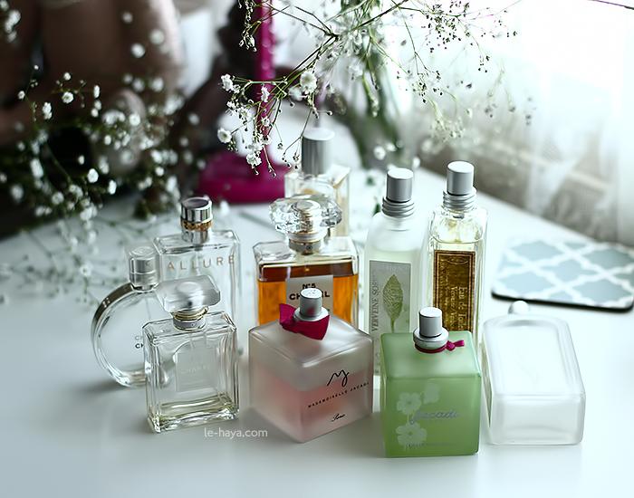 03e6a483a عطوراتي المُفضلة | My Fav Perfumes | Haya's Blog