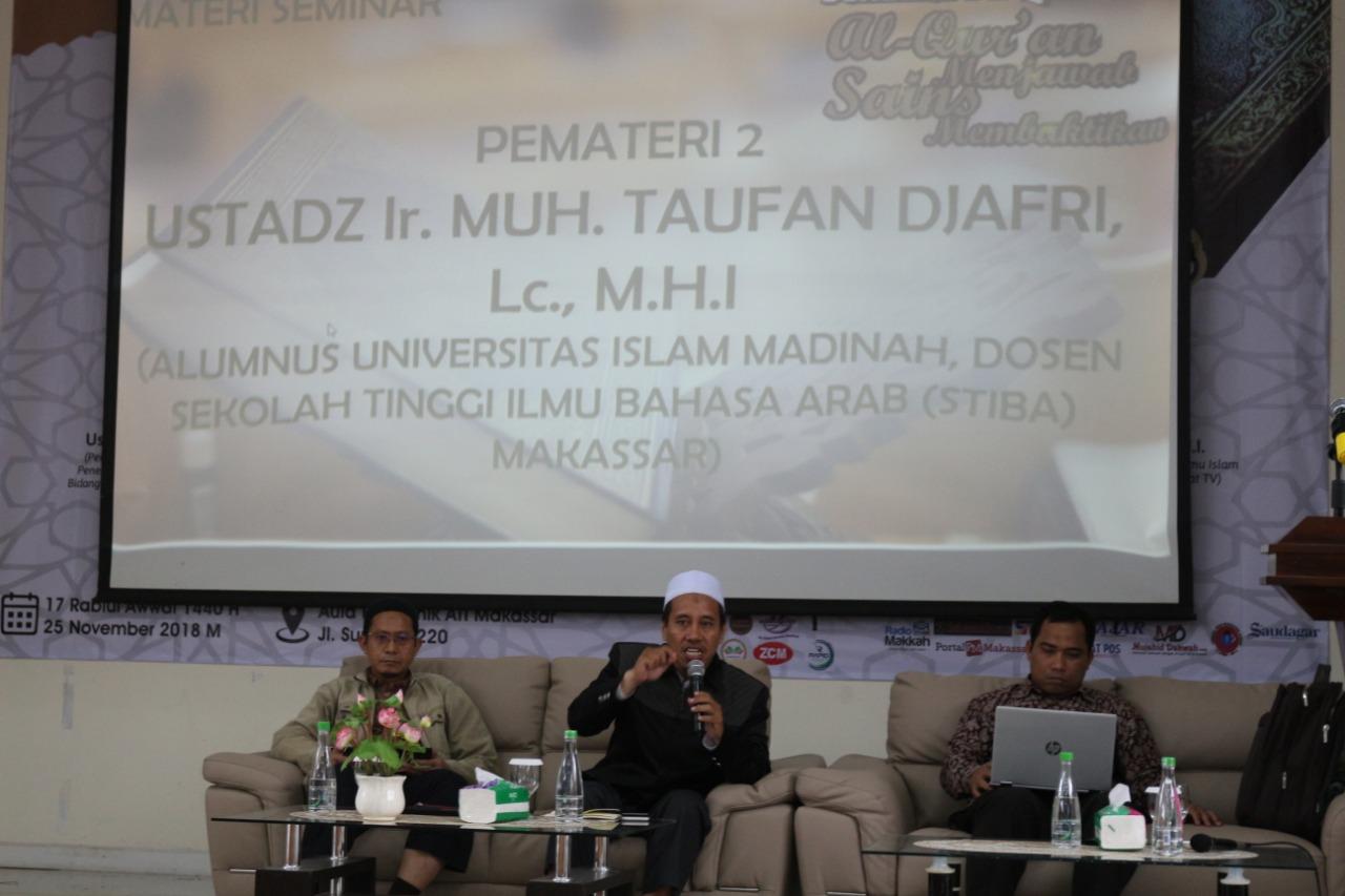 Al-Qur'an Inspirator dan Motivator Peradaban