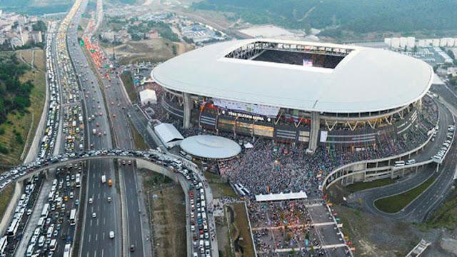 ÖZEL | ASY Arena'nın çatısı para kazandıracak!
