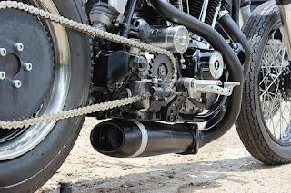 sportster ironhead drag tracker