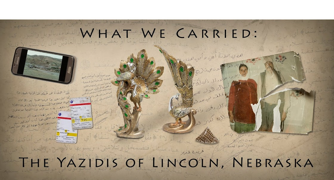 What We Carried: The Yazidis of Lincoln, Nebraska