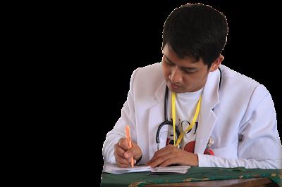 mahasiswa kedokteran stress