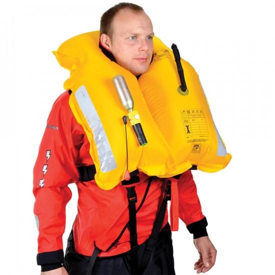 lifejacket SAR dopo attivazione