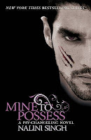 Book Cover:  Mine to Possess