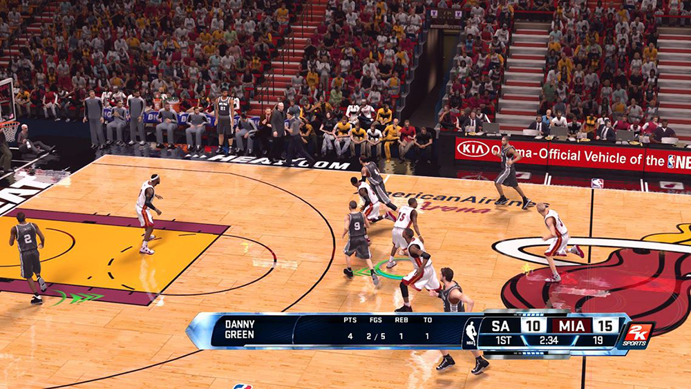 NG Scoreboard for NBA2K14 PC