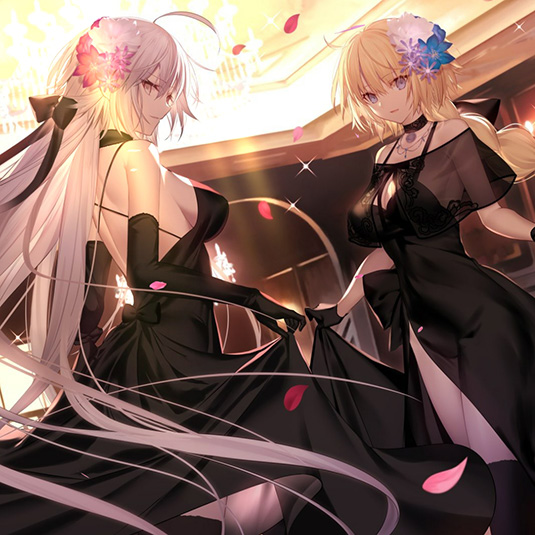 Jean & JAlter Wallpaper Engine