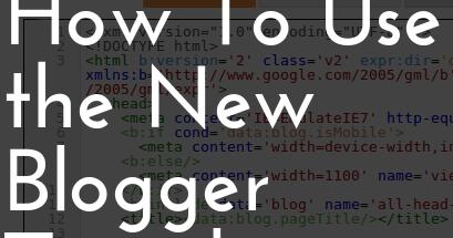 template for blogger html code.html