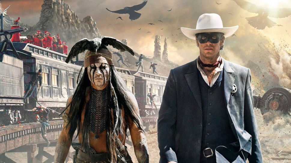 Movie Review: 'The Lone Ranger' (2013) — Eclectic Pop