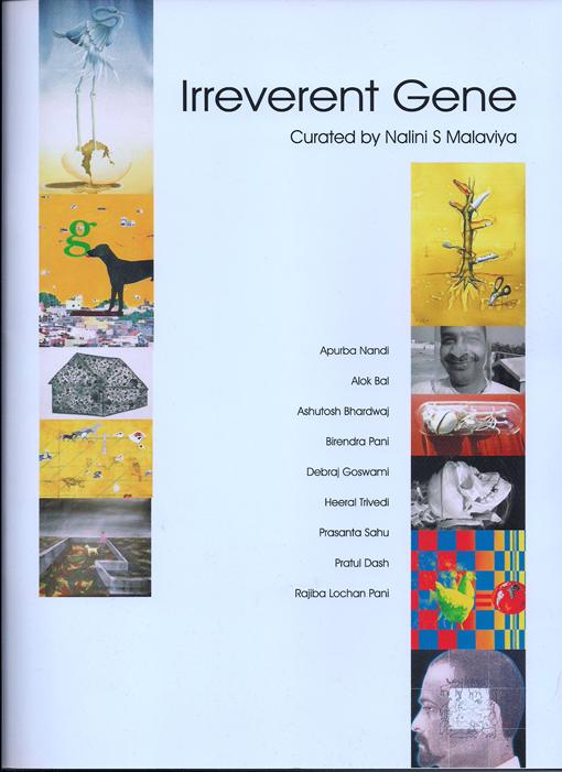 Irreverent Gene catalog cover