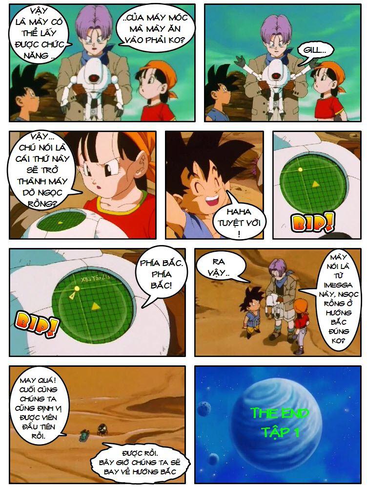 Dragon Ball GT chap 13 - Trang 17