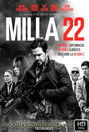 Milla 22 [1080p] [Latino-Ingles] [MEGA]
