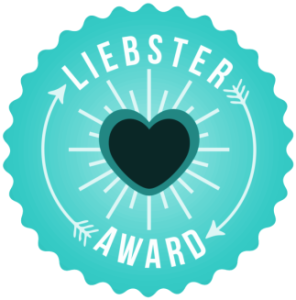 Nominada a Premio Liebster Award