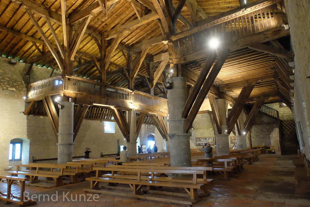 HAUSFORSCHER unterwegs: Holzbau-Highlights: Zwei Kirchen und noch