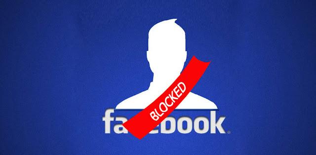 Facebook URL bloqueada