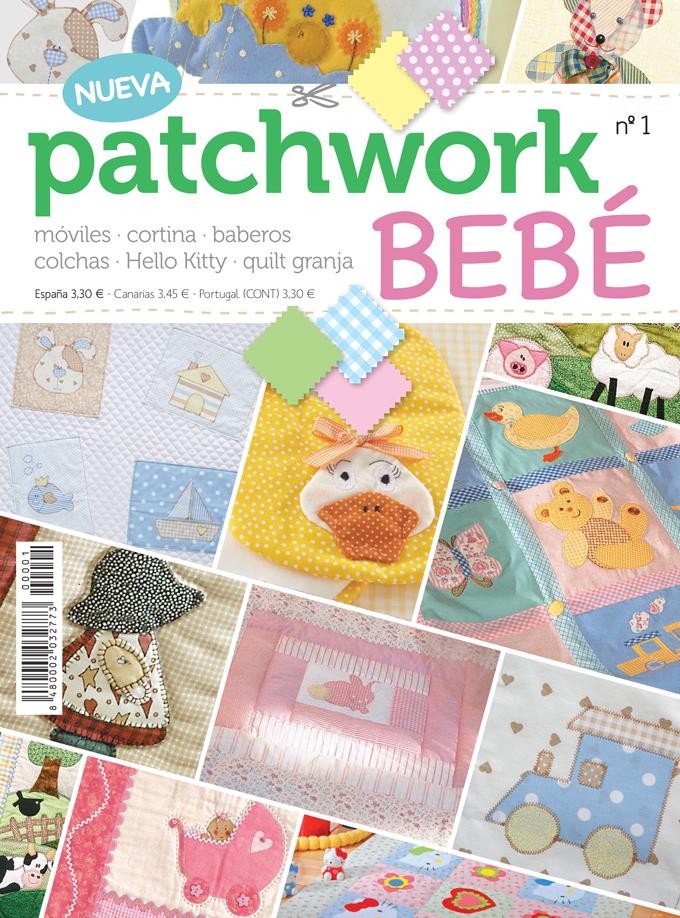 Patchwork en casa patchwork with love nueva revista - Patchwork en casa ...