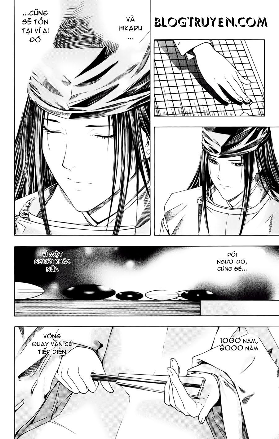 Hikaru No Go hikaru no go chap 124 trang 21