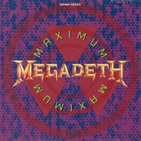 [1991] - Maximum Megadeth [EP]