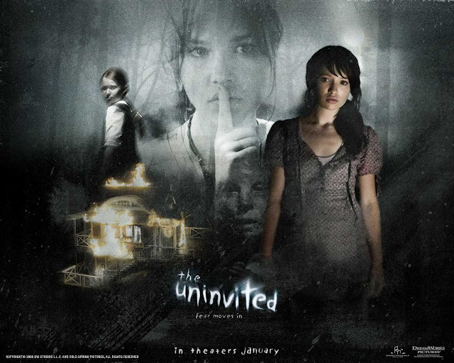 UNEXPECTED ENDING IN 'THE UNINVITED'