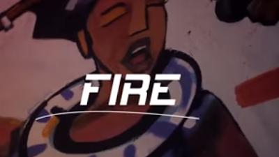 VIDEO P-UNIT ft Magix Enga – FIRE