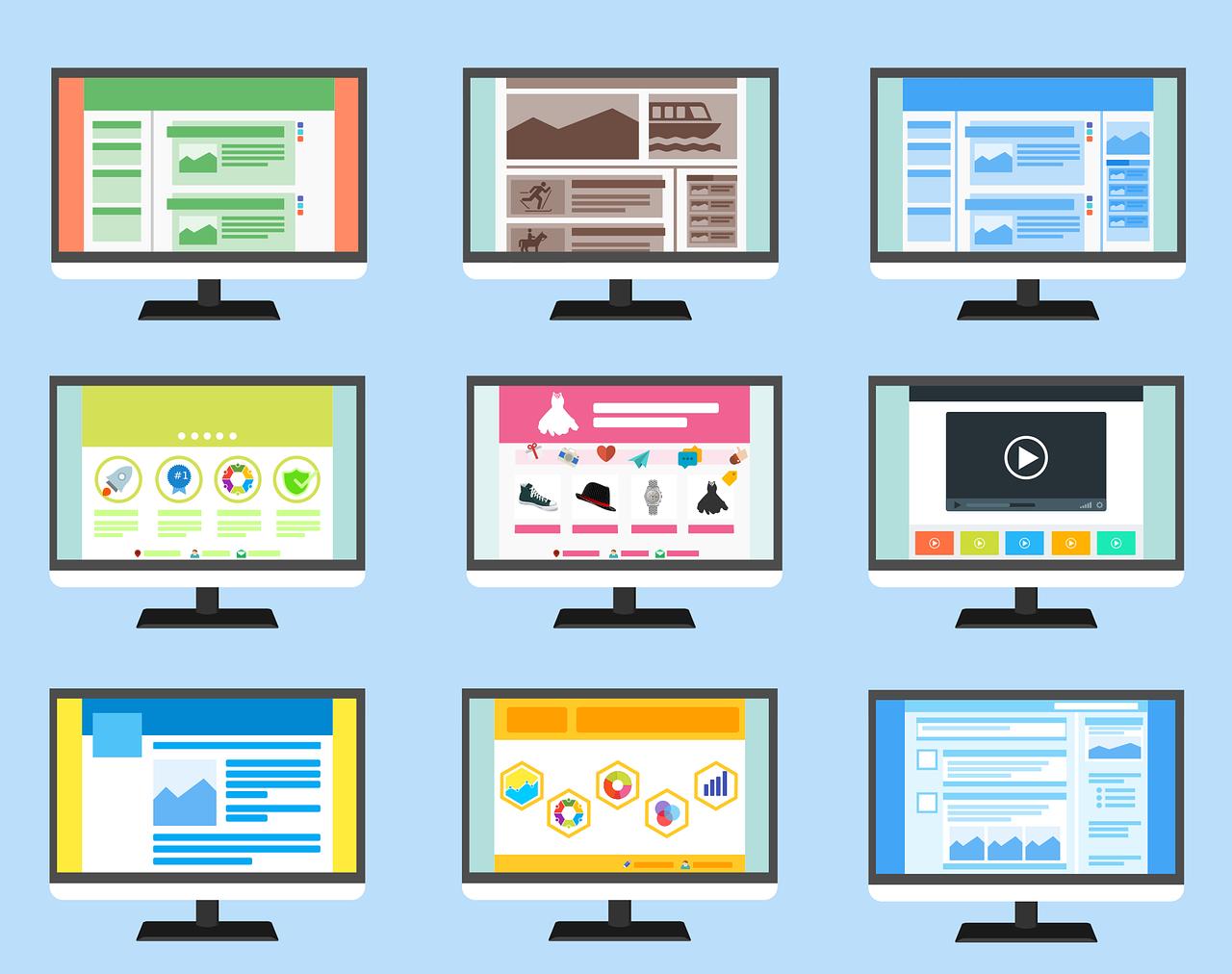 Quais são os tipos de páginas de um blog no Blogger?