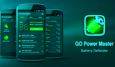 Go Battery Saver & Power Widget