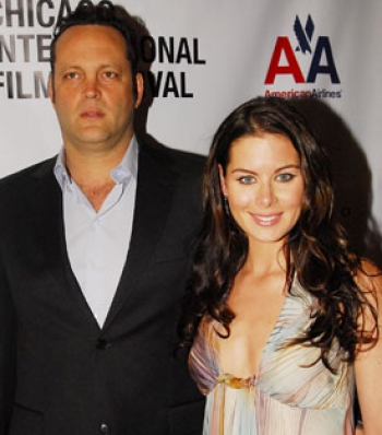 Vince Vaughn And Wife Kyla Weber Welcome Baby Boy Vernon Irishcentral Com Kyla weber is a canadian realtor who is married to actor vince vaughn. vince vaughn and wife kyla weber