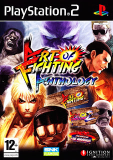 Download Art of Fighting Anthology PS2 ISO