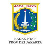 Logo Badan PTSP Provinsi DKI