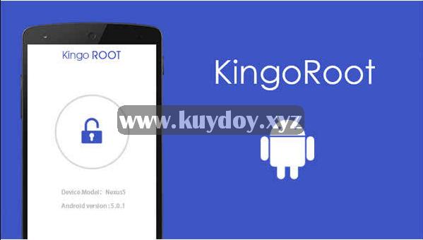 Root ponsel sekali klik dengan Kingoroot