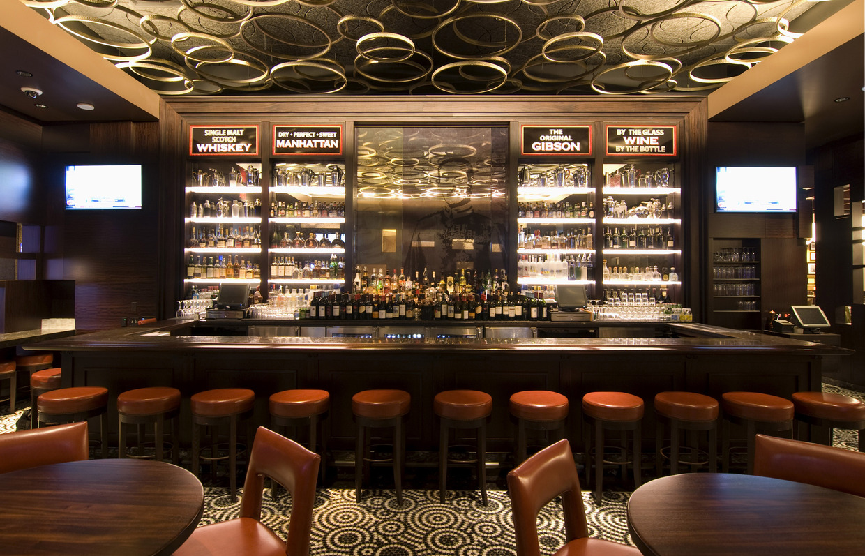 Imagine These: Bar Interior Design   Hugo's Frog Bar   DMAC