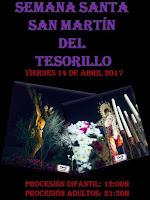 Semana Santa de San Martín del Tesorillo 2017