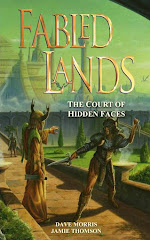 Fabled Lands Book 5 now on Amazon