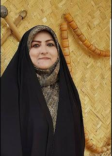 شيماء السعداوي  رئيسا للأتحاد الدولي للتنمية وحقوق الإنسان فرع ذي قار