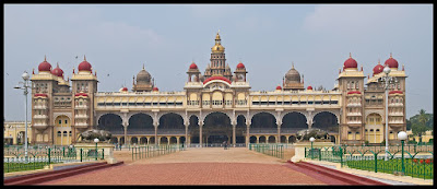 places to see in mysore St. Philomena's Cathedral