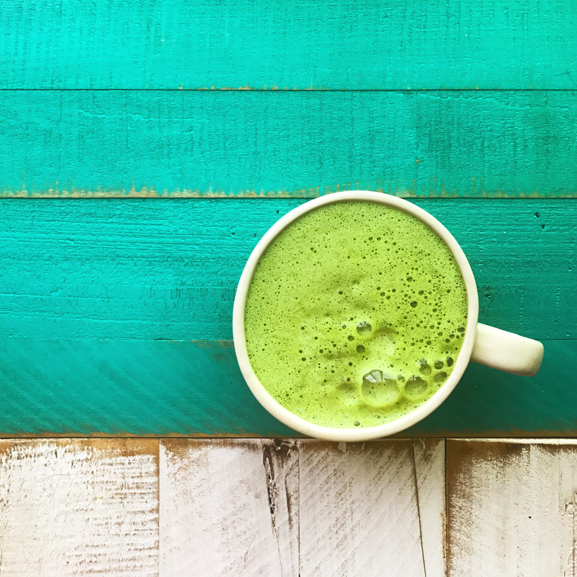 Kathy Patalsky's Go-To Matcha