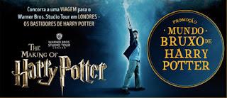 Cadastrar Promoção Saraiva 2016 Viagem Mundo Harry Potter Londres