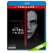 La chica del tren (2016) BRRip 720p Audio Dual Latino-Ingles
