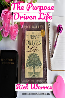 Christian Book Review: The Purpose Driven Life by Rick Warren