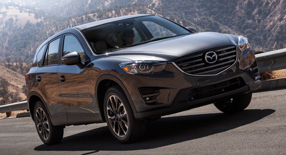Mazda Makes The Safest Cars On The Road Says Iihs