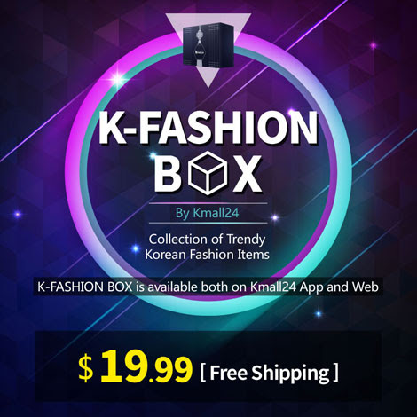 [K-Fashion Box] K-Fashion Box From Kmall24 OPEN!!