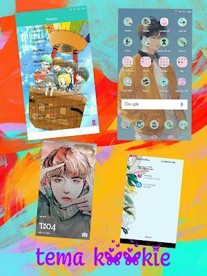 Huawei Themes : Anime Boy Theme For Emui 5