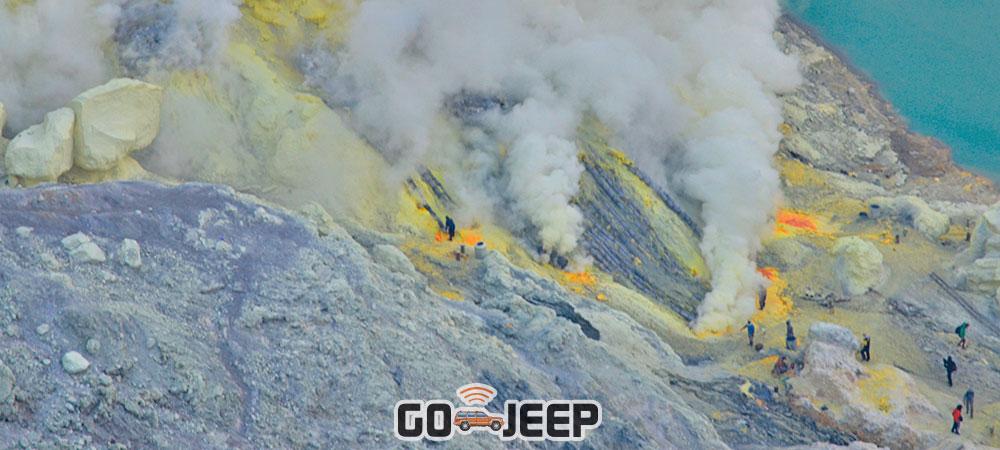 open trip kawah gunung ijen banyuwangi