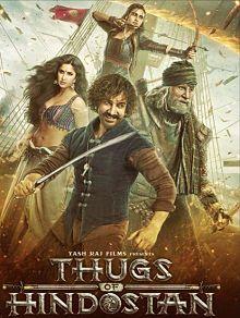 Sinopsis pemain genre Film Thugs of Hindostan (2018)