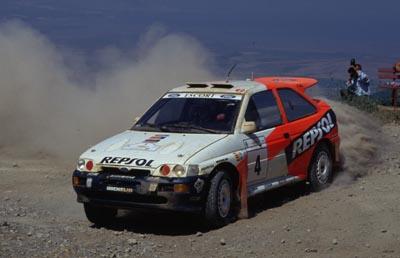FORD ESCORT WRC CARLOS SAINZ