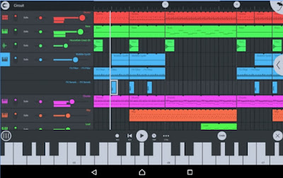 fl studio mobile apk v3.1.1.0 android