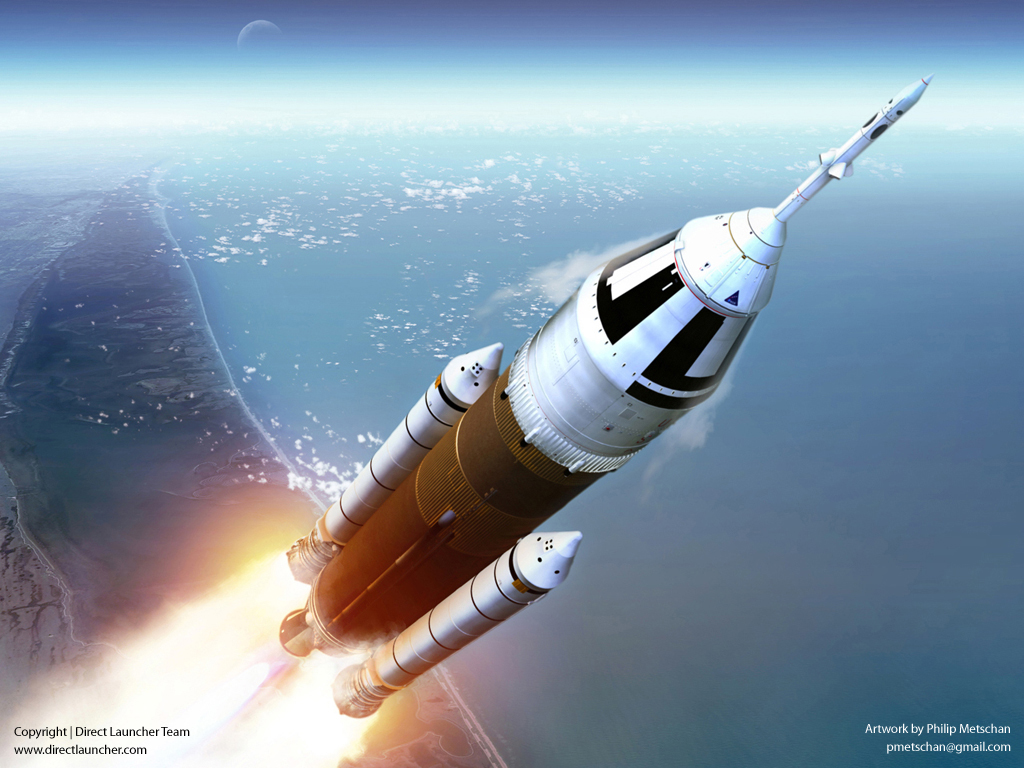 I wish I was doing that.: What now for NASA?