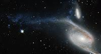 Colliding Galaxies NGC 6872 • IC 4970