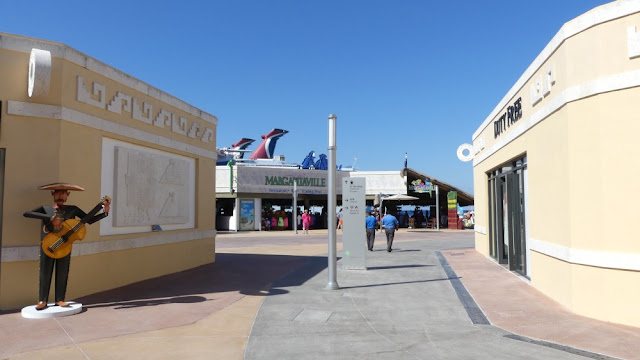 Cozumel - Shops am International Pier