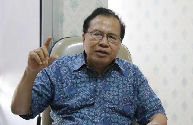 Rizal Ramli: Utang Negara Sudah Gali Lubang Tutup Jurang